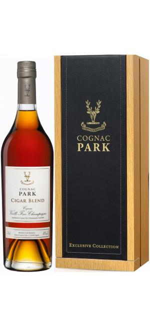 """Коньяк """"Park"""" Cigar Blend, gift coffret, 0.7 л"""