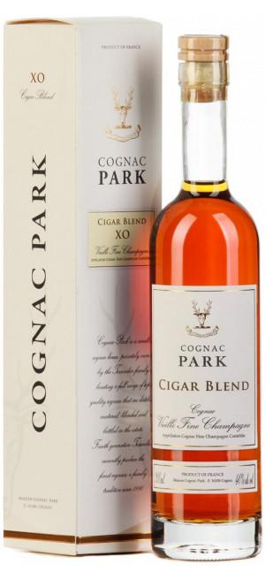 """Коньяк """"Park"""" Cigar Blend, gift box, 200 мл"""
