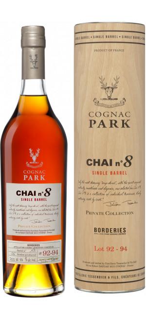 "Коньяк ""Park"" Chai №8 Lot 92-94, gift box, 0.7 л"