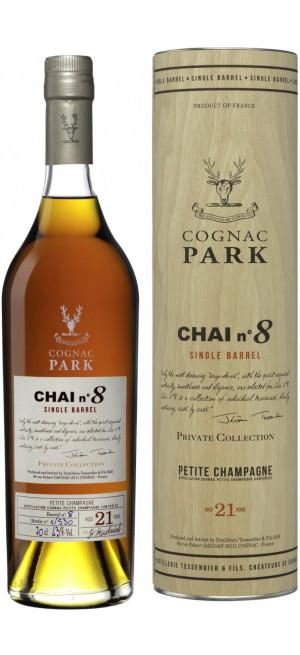 "Коньяк ""Park"" Chai №8 21 Years Old, gift box, 0.7 л"