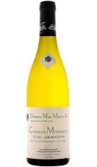 "Вино Domaine Marc Morey & Fils, Chassagne-Montrachet 1er Cru ""Les Chenevottes"" AOC, 2018, 0.75 л"