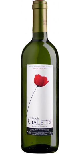 "Вино Les Domaines Montariol Degroote, ""Fleur de Galetis"" Blanc, 0.75 л"