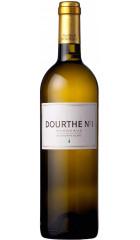 "Вино ""Dourthe №1"" Sauvignon Blanc, Bordeaux AOC, 0.375 л"