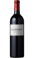 """Вино """"Dourthe №1"""" Merlot-Cabernet Sauvignon, Bordeaux AOC, 2017, 0,75 л"""