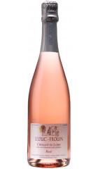 Игристое вино Domaine Leduc-Frouin Cremant de Loire Rose, 0.75 л