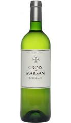 "Вино ""Croix de Marsan"" Bordeaux AOC Blanc, 0.75 л"