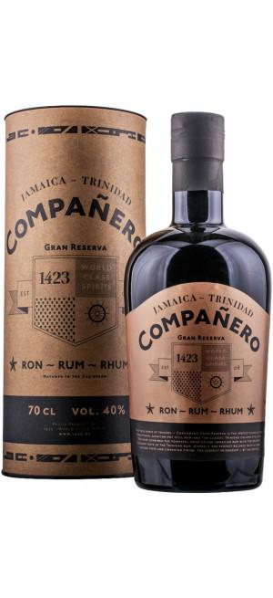 """Ром """"Companero"""", Gran Reserva, gift box, 0.7 л"""