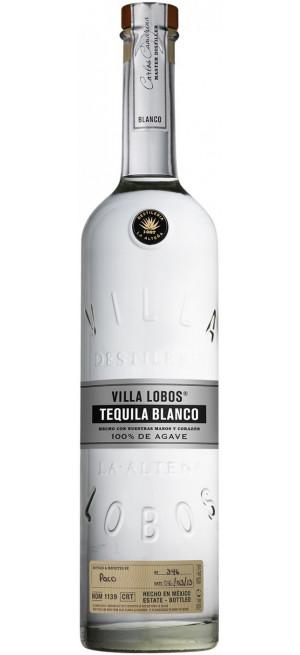 """Текила """"Villa Lobos"""", Blanco, 0.7 л"""