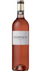 "Вино ""Dourthe №1"" Bordeaux Rose AOC, 0.75 л"