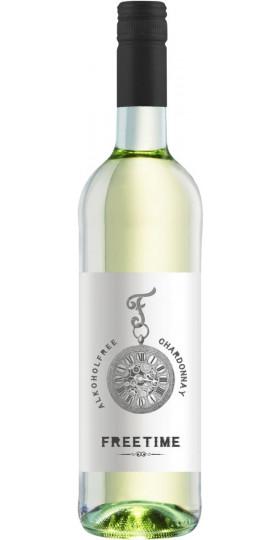 """Вино Peter Mertes, """"Freetime"""" Chardonnay, 0.75 л"""