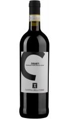 Вино Cantina della Torre, Chianti DOCG, 0.75 л