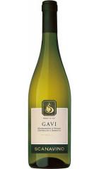 """Вино """"Scanavino"""" Gavi DOCG, 0.75 л"""