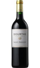 "Вино Dourthe, ""Grands Terroirs"" Saint-Emilion, 2018, 0.75 л"