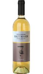 "Вино Haut Marin, ""Venus"" Gros Manseng, Cotes de Gascogne IGP, 0.75 л"