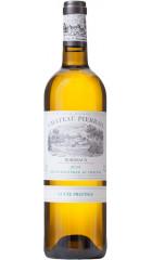 "Вино ""Chateau Pierrail"" Blanc, ""Cuvee Prestige"", Bordeaux AOC, 2014, 0.75 л"