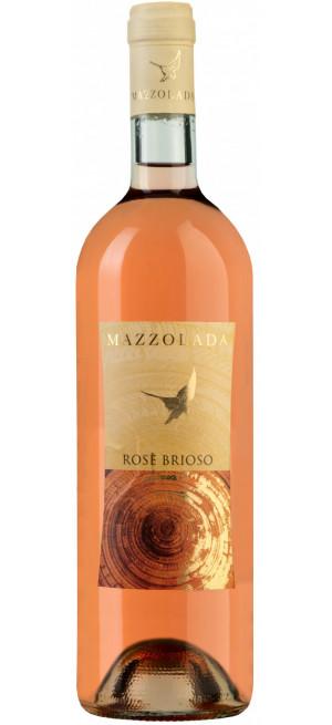 Игристое вино Mazzolada, Rose Brioso, Trevenezie IGT, 0.75 л