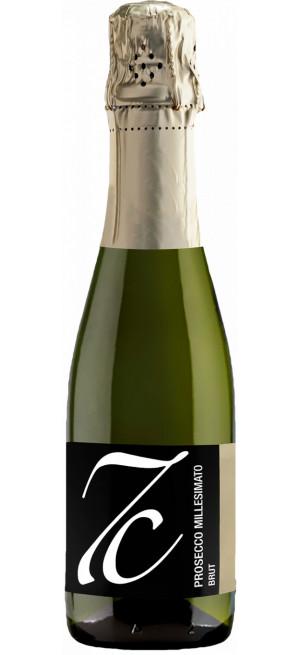 """Игристое вино Conca d'Oro, """"7С"""" Prosecco Millesimato Brut DOC, 200 мл"""