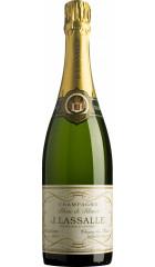 Шампанское J. Lassalle, Blanc de Blancs, Premier Cru Chigny-Les-Roses, 2008, 0.75 л