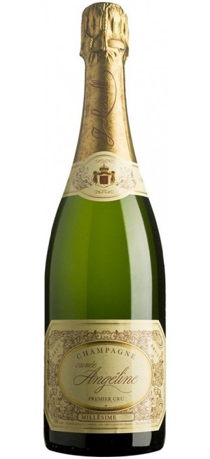 "Шампанское J. Lassalle, ""Cuvee Angeline"" Brut, Premier Cru Chigny-Les-Roses, 2009, 0.75 л"