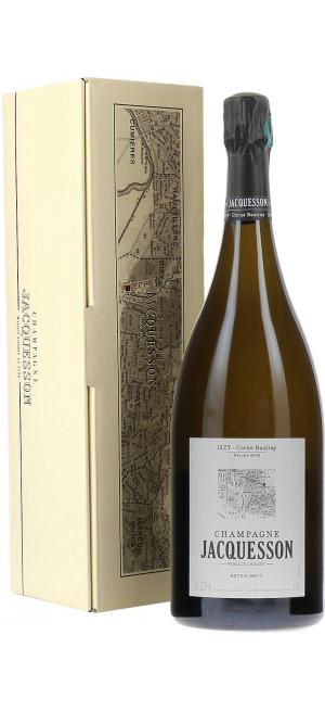 "Шампанское Jacquesson, ""Dizy"" Corne Bautray Brut, 2008, gift box, 1.5 л"