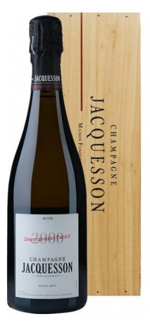 Шампанское Champagne Jacques Cuvee Degorjman Tardif, 2000, 1.5 л