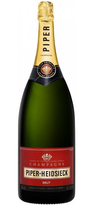 "Шампанское Piper-Heidsieck, Brut, gift box ""Off-Trade"", 1.5 л"