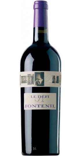 "Вино Chateau Fontenil, ""Le Defi de Fontenil"" VdT, 2011, 0.75 л"