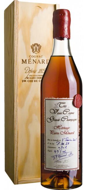 "Коньяк Menard, ""Tres Vieux"", Grande Champagne, gift box, 0.7 л"