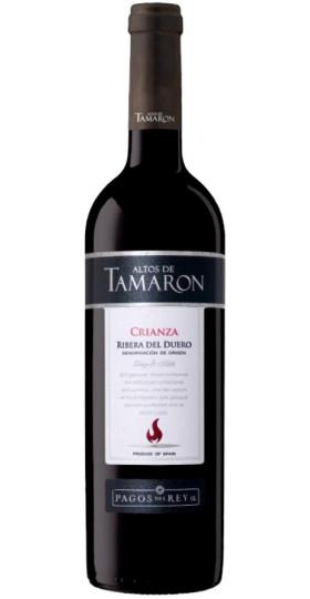 """Вино Pagos del Rey, """"Altos de Tamaron"""" Crianza, Ribera del Duero DO, 2018 0.75 л"""
