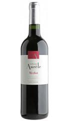 "Вино ""Guillaume Aurele"" Merlot, Pays d'Oc IGP, 0.75 л"