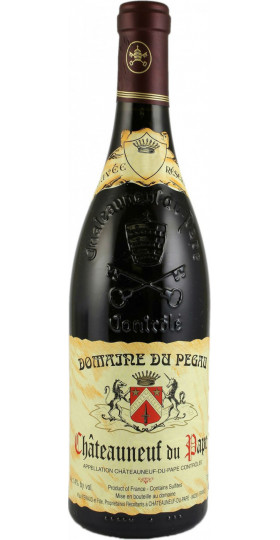 "Вино Domaine du Pegau, Chateauneuf-du-Pape ""Cuvee Reservee"" AOC, 2013, 0.75 л"