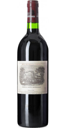 Вино Chateau Lafite Rothschild Pauillac AOC 1-er Grand Cru, 2006, 0.75 л