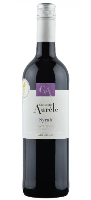 Вино Syrah Guillaume...