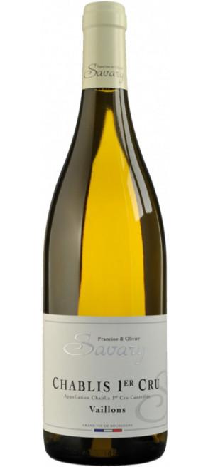 Вино Savary, Chablis...