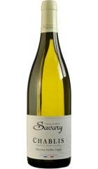 Вино Savary, Chablis AOC Selection Vieilles Vignes, 2015, 0.75 л