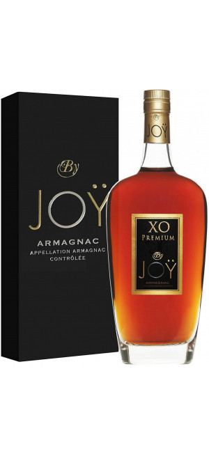"Арманьяк ""Joy"" XO Premium, Bas-Armagnac AOC, gift box, 0.7 л"