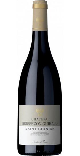 """Вино """"Chateau Boissezon-Guiraud"""" Saint-Chinian AOP, 0.75 л"""