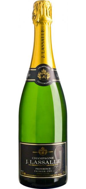 "Шампанское J. Lassalle, ""Preference"" Brut, Premier Cru Chigny-Les-Roses, 375 мл"