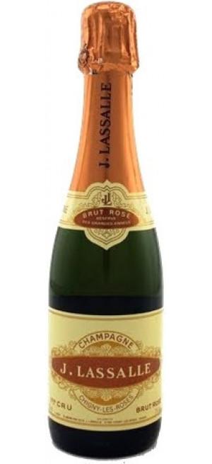 Шампанское J. Lassalle, Brut Rose Reserve des Grandes Annee, Premier Cru Chigny-Les-Roses, 375 мл
