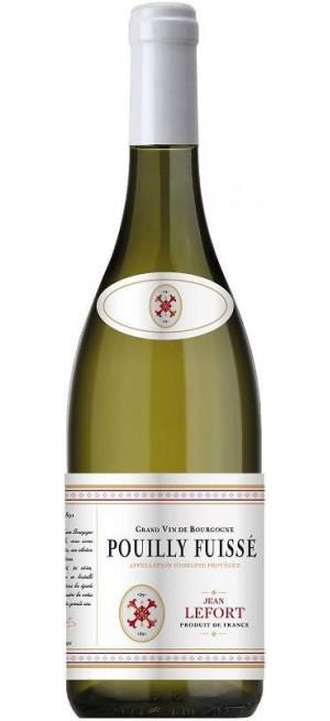 Вино Jean Lefort, Pouilly-Fuisse AOP, 2016, 0.75 л