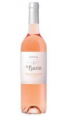 Вино Domaine de Bazin, Cotes de Gascogne Rose, 0.75 л