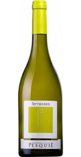 """Вино Chateau Pesquie, """"Terrasses"""", Cotes du Ventoux AOC, 0.75 л"""