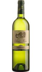 Вино Chateau Saint-Florin Blanc, Bordeaux AOC, 2018, 0.75 л