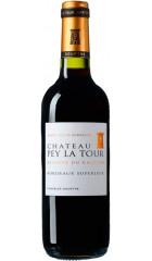 """Вино Chateau Pey La Tour """"Reserve du Chateau"""", Bordeaux Superieur, 2014, 375 мл"""
