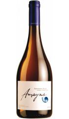 "Вино Vina Garces Silva Limitada, ""Amayna"" Sauvignon Blanc Barrel Fermented, 2010, 0.75 л"