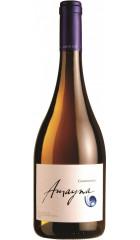 "Вино Vina Garces Silva Limitada, ""Amayna"" Chardonnay, 2015, 0.75 л"