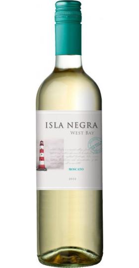 """Вино Isla Negra, """"West Bay"""" Moscato, 2018, 0.75 л"""