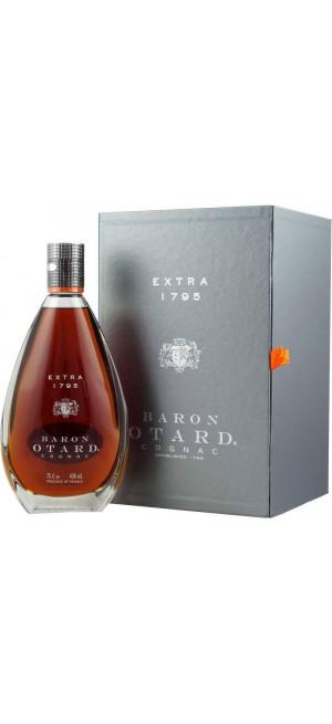 "Коньяк ""Baron Otard"" Extra, gift box, 0.7 л"