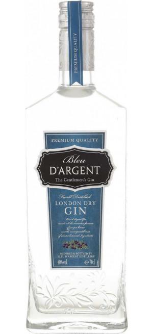 "Джин ""Bleu d'Argent"" London Dry, 0.7 л"
