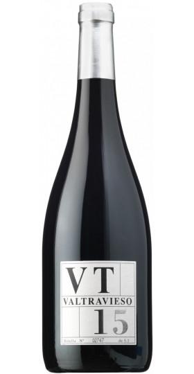 Вино Valtravieso, Vendimia Seleccionada, Ribera del Duero DO, 2015, 0.75 л